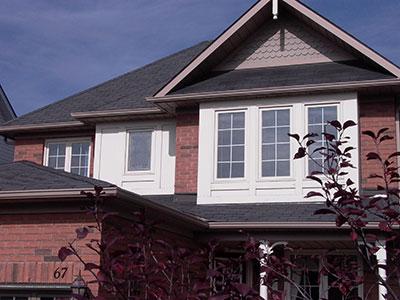 Hamilton Windows Installation, brick to brick
