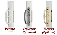 Sliding Door, Handle Options