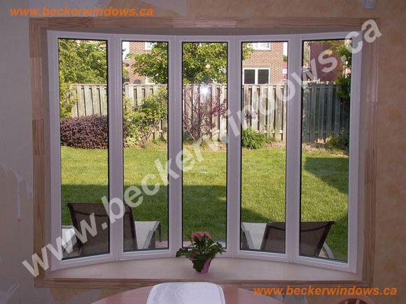 Bow Window Inside : Bow window inside view