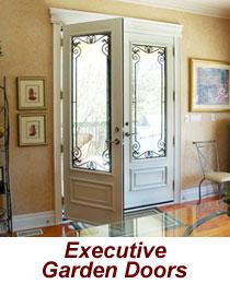 Executive Garden Doors
