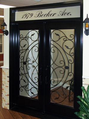 Energy Efficient Door