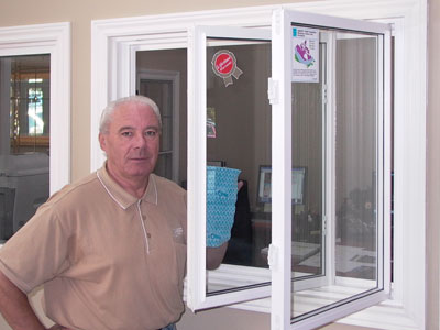 Ajax, Whitby, Oshawa, Courtice Windows, Easy Clean
