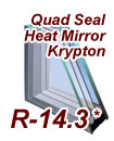 Quad Seal Heat Mirror Krypton