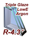Triple Glaze Argon