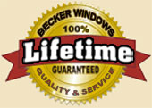 Window Lifetime Warranty