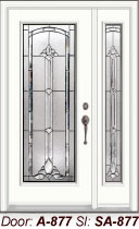 Steel Entry Door
