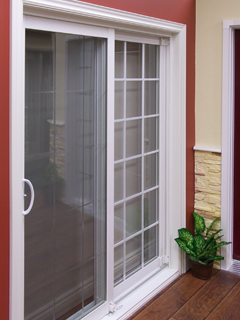 Burlington Sliding Patio Doors