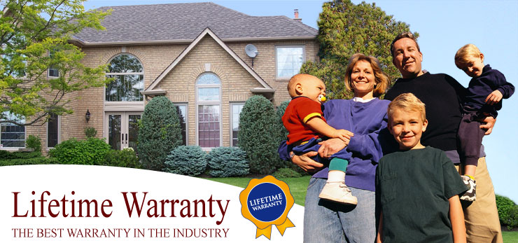 Lifetime Warranty on Windows